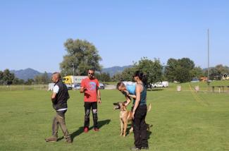 Erfolgreiches Wochenseminar in Lustenau 2019