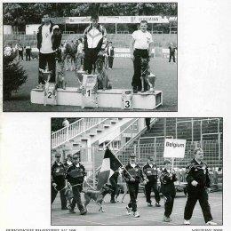 Union Royale des Clubs de Bergers Belges 1999
