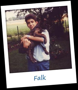 Falk vom Sliepergarten